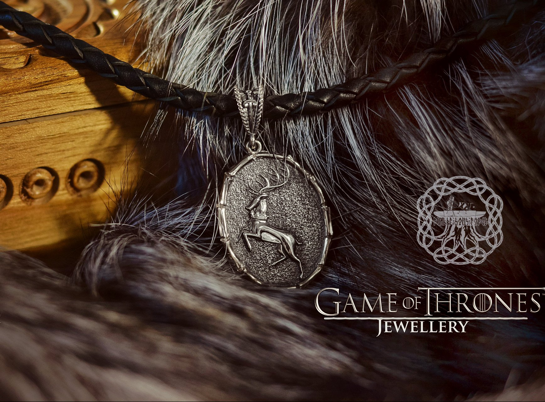 House Baratheon Pendant