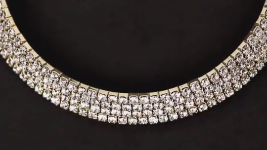 360 degree Necklace Video